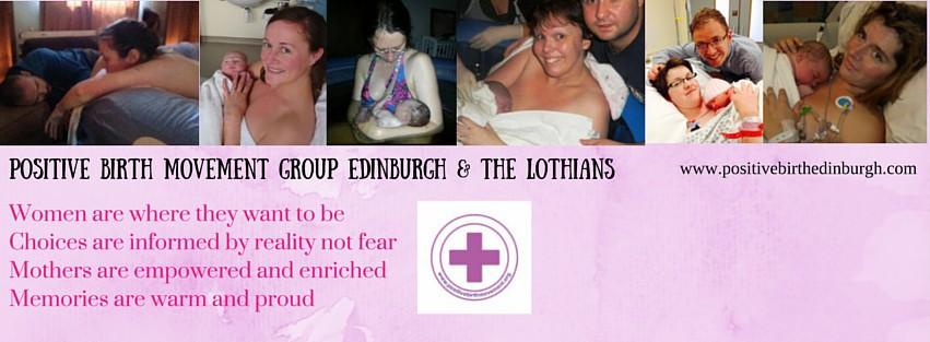 Positive Birth Movement – Edinburgh and the Lothians